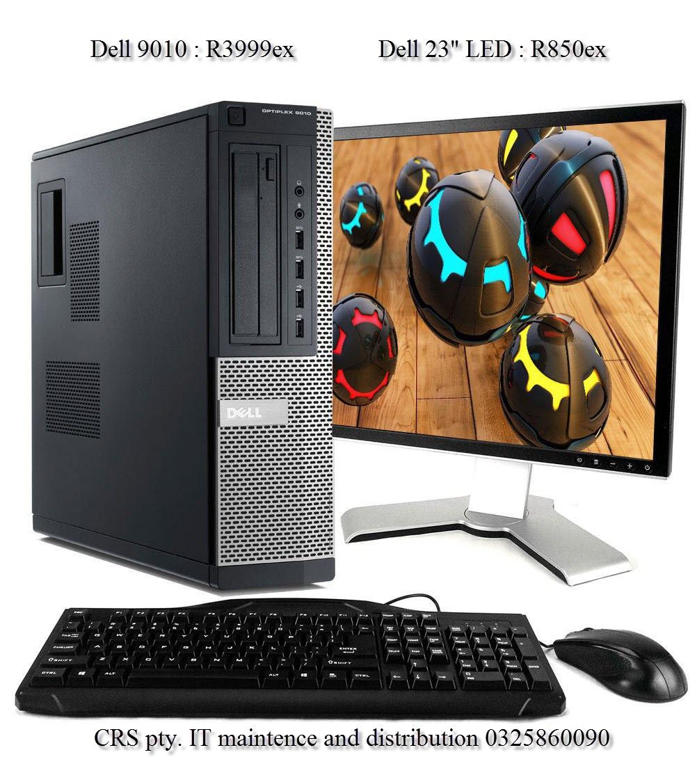 refurbished desktop