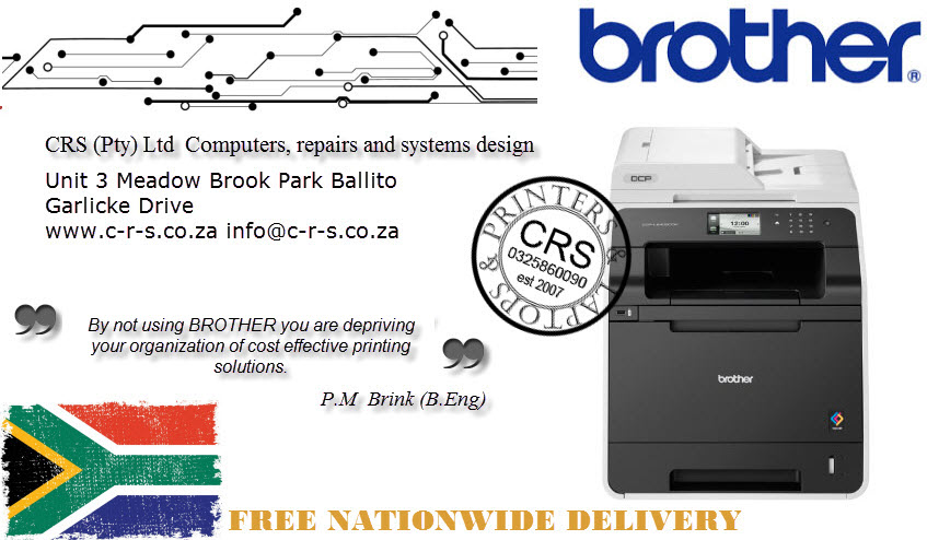 brother printers and consumables