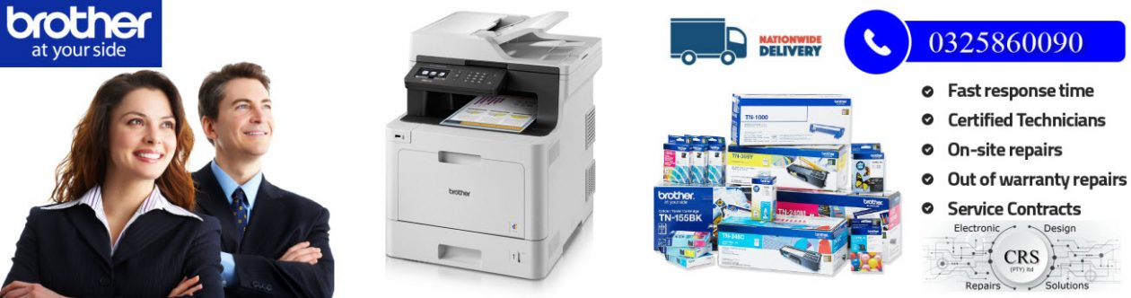 BROTHER printers and scanners voted best printer 9 years in a row.